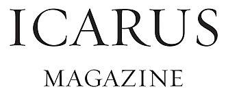 Icarus (magazine) - Image: Icarus Logo