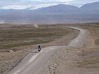 Islandia posee una importante red de carreteras sin asfaltar.