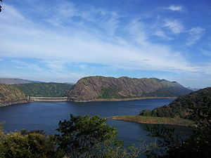 Idukki district - Idukki arch Dam