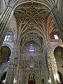 Iglesia de San Miguel. Bóvedas del crucero.jpg