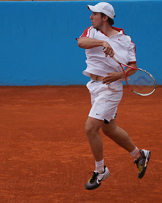 Igor Sijsling - Igor Sijsling at the Nice Open 2012.