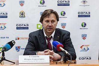 Igor Ulanov - Ulanov in 2013