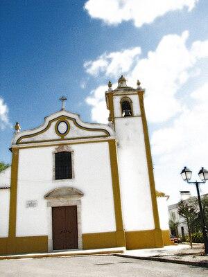 Sousel - Image: Igreja matriz de Cano