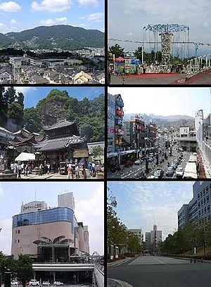 Ikoma, Nara - Ikoma City