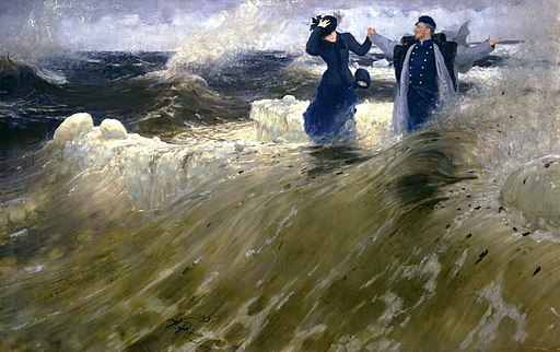 Ilya Repin-What freedom!