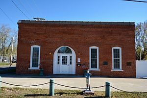 National Register of Historic Places listings in Greene County, Illinois - Image: Image The Foundry