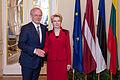 Ināra Mūrniece tiekas ar Igaunijas un Lietuvas parlamentu priekšsēdētājiem (16230263245).jpg