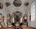 In der Pfarrkirche hl Nikolaus in Lech 1.JPG