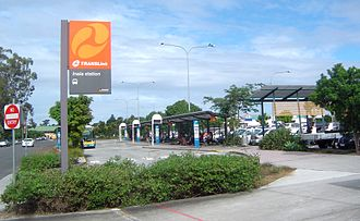 TransLink (South East Queensland) - Inala Plaza bus station