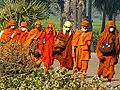 India - Thai Monks on Carika (9239435162).jpg