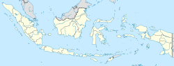 Map showing the location of Taka Bone Rate National Park
