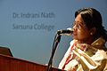 Indrani Nath - Presentation - Wikipedia as a Teaching Learning Tool in the Field of Higher Education - Bengali Wikipedia 10th Anniversary Celebration - Jadavpur University - Kolkata 2015-01-09 2774.JPG