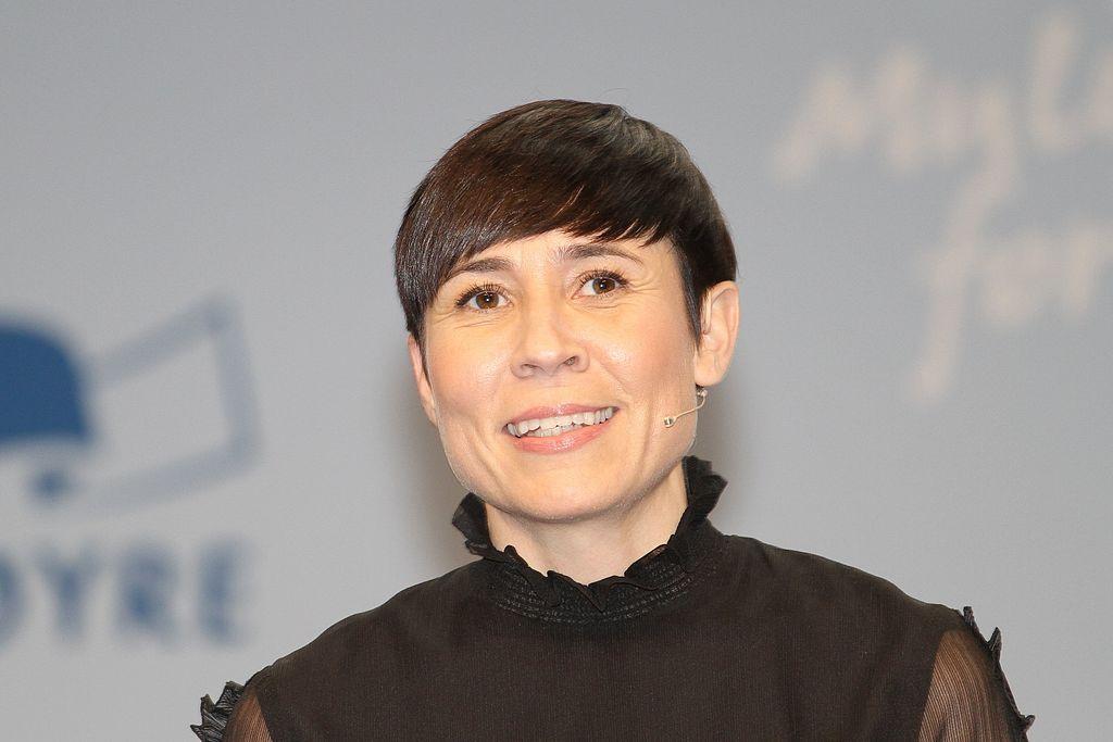 Ine Marie Eriksen Søreide (2017-03-11 bilde02)