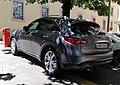 Infiniti FX35 Hungary plate (41429423220).jpg