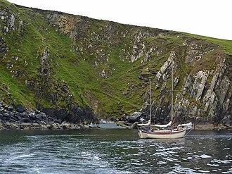 Inishvickillane - Image: Inishvickillane