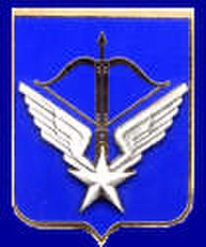 4th Special Forces Helicopter Regiment - Logo du 4e régiment d'hélicoptères des forces spéciales