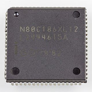 Chip carrier one of several kinds of surface mount technology packages for integrated circuits
