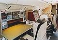 Interieur van een Nederlandse Fokker F-27 Maritime van 336 Squadron.jpg