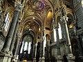 Interior of the Basilique Notre-Dame de Fourvière, Lyon - DSC05539.JPG