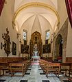 Interior of the Church of the Saint Andrew in Cordoba (Spain) - 03.jpg