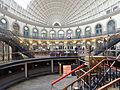 Interior of the Leeds Corn Exchange (12th April 2014) 002.JPG