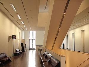 Kunst- und Ausstellungshalle der Bundesrepublik Deutschland - Interior view