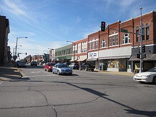 Iowa Falls, Iowa City in Iowa, United States