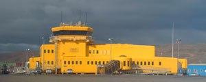 Iqaluit Airport - Image: Iqaluit airport