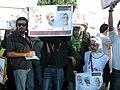 Iranians campaigning.jpg