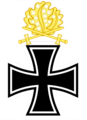 Iron Cross with Gold Oak Leaves Swords and Diamonds.png