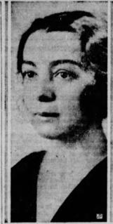 Isabel Wilder