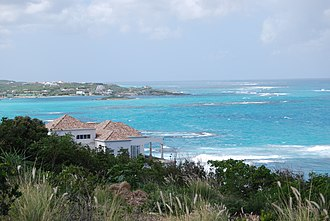Island Harbour, Anguilla - Image: Island Harbour Scilly Cay Anguilla