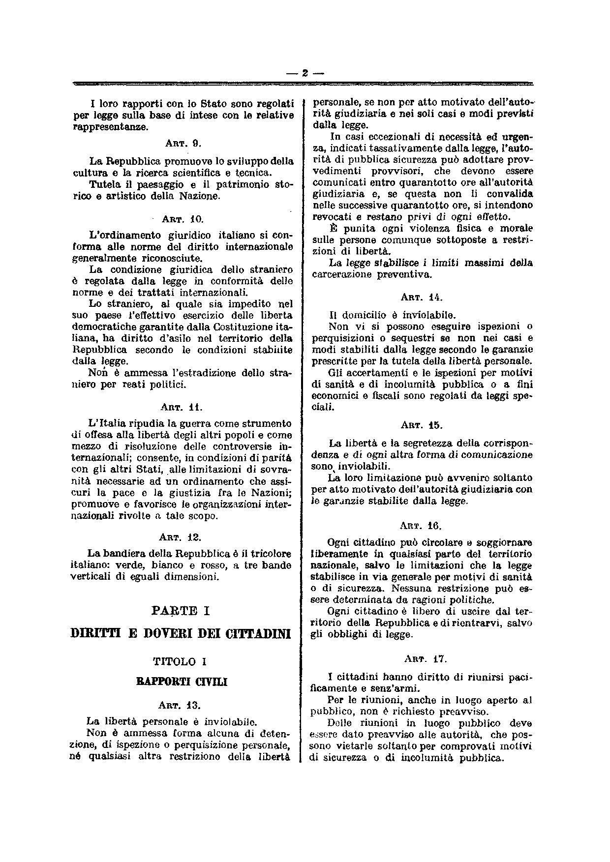 File Italia Repubblica - Costituzione testo originale.pdf