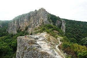 Rock-hewn Churches of Ivanovo - Ivanovo rocks near the church complex