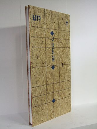 Structural insulated panel - Standard OSB with EPS core Structural Insulated Panel