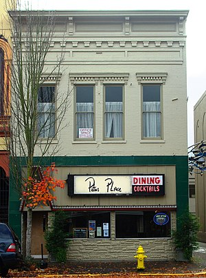 J. K. Gill Company - Image: J. K. Gill Building Salem, Oregon