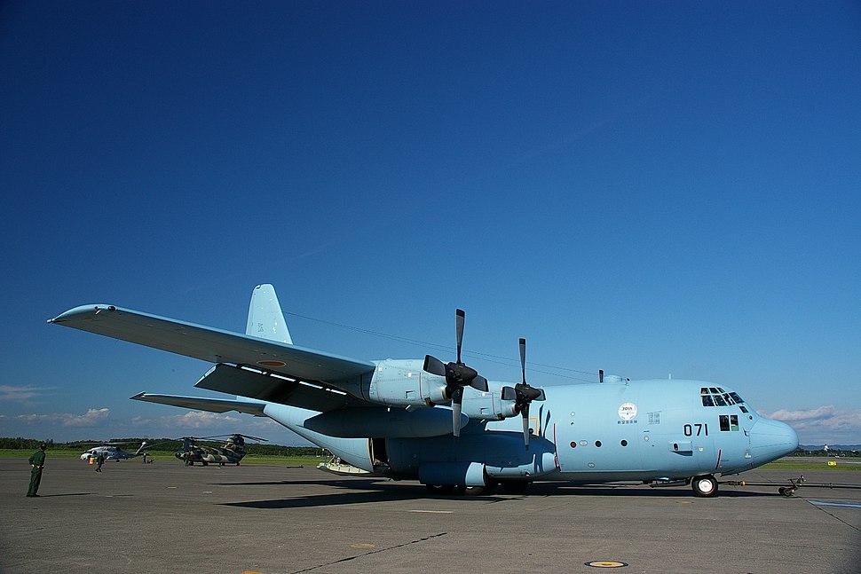 JASDF C-130H Iraq dispatch version