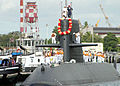 JS Narushio (SS-595) at Pearl Harbor, -22 Jun. 2004 a.jpg