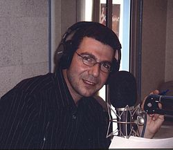 Jean-Marc Laurent en 1996