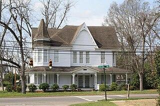 Jackson Historic District (Jackson, Alabama)