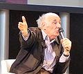 Jacques Roubaud-Salon du Livre 2010 (1).jpg