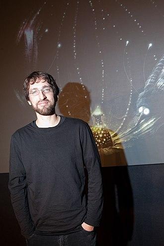 Amanita Design - Jakub Dvorský, studio founder.