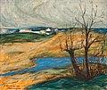 Jalmari Ruokokoski - Vårlandskap (1912).jpg
