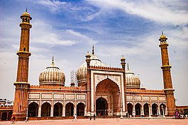 Jama Masjid - In the Noon.jpg