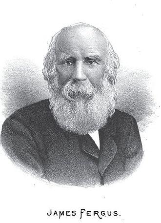 James Fergus - James Fergus, ca 1885