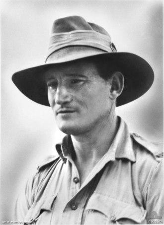 Jim Gordon (VC) - Corporal James Gordon in October 1941