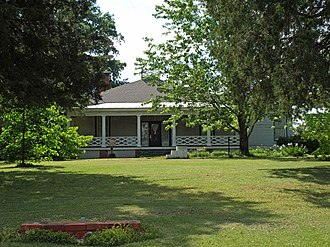 National Register of Historic Places listings in Madison County, Alabama - Image: James H. Bibb House May 2011 01