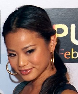 Jamie Chung - Jamie Chung at the cast of Sorority Row, January 2009