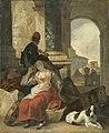 Jan Baptist Weenix - Schlafendes Mädchen - 869 - Bavarian State Painting Collections.jpg