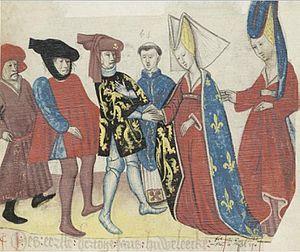 Margaret of France, Duchess of Brabant - Image: Jan Margaretha